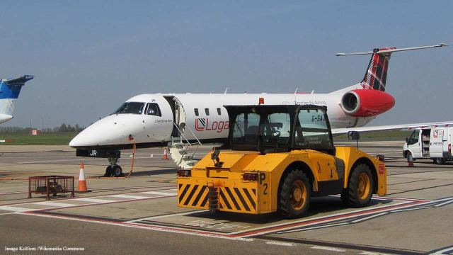 Loganair flight 'too heavy' for takeoff so five passengers asked to disembark