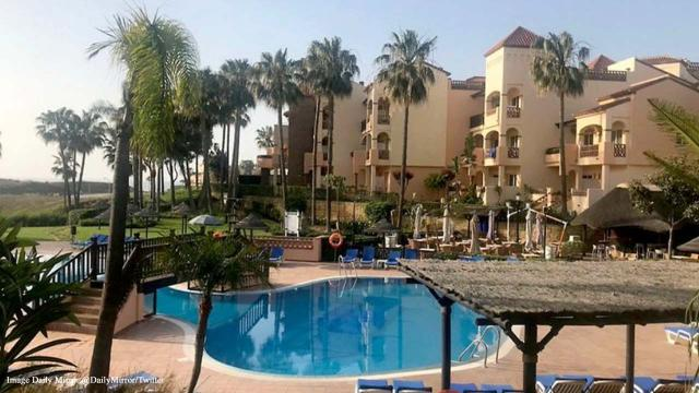 Father, son and daughter who drowned at Costa del Sol resort could swim says Mrs Diya