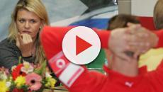 Schumacher, la moglie Corinna: 'Le grandi cose iniziano con piccoli passi'