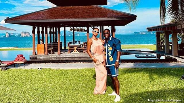 Kevin Hart's wife Eniko opens up about his cheating with another woman