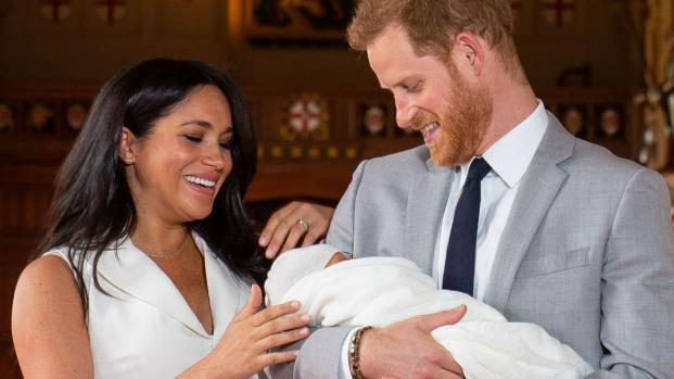 Prince Harry and Meghan spent Christmas with their son Archie in Canada