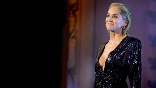 Bumble dating app blocked Sharon Stone because users thought her account must be fake