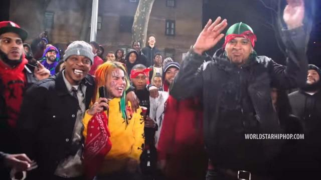 Hip Hop star 6ix9ine may not have snitched on his gang