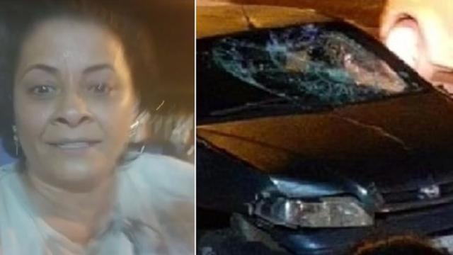 Mulher mata companheiro atropelado e depois faz vídeo para relatar ameças que sofria