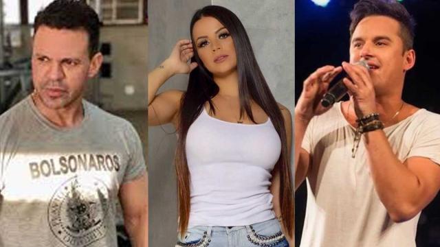 Segundo colunista, cantor fez B.O. contra Eduardo Costa