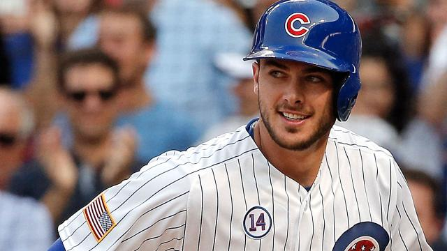 Washington Nationals might pursue Kris Bryant
