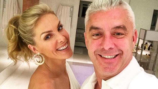Marido de Ana Hickmann comemora melhora no hospital: 'um passo de cada vez'