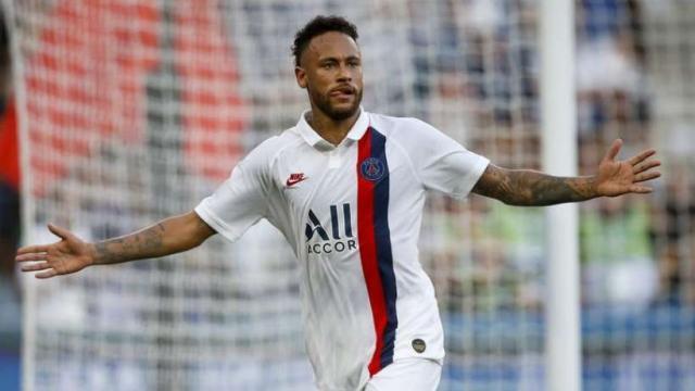 Neymar aurait voulu quitter le PSG après la défaite contre Manchester
