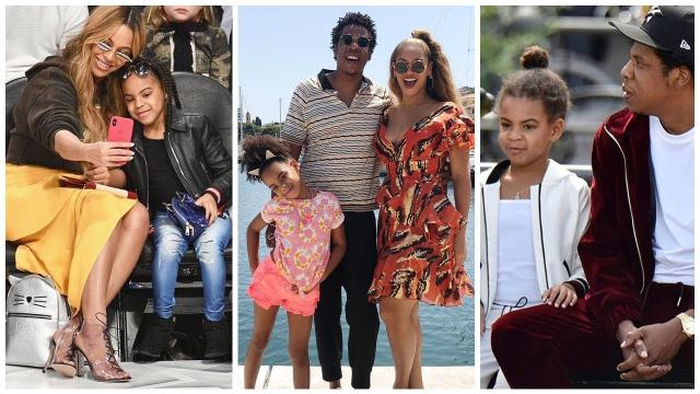 Beyonce and Jay-z's daughter Blue Ivy mocked by Vanity Fair writer