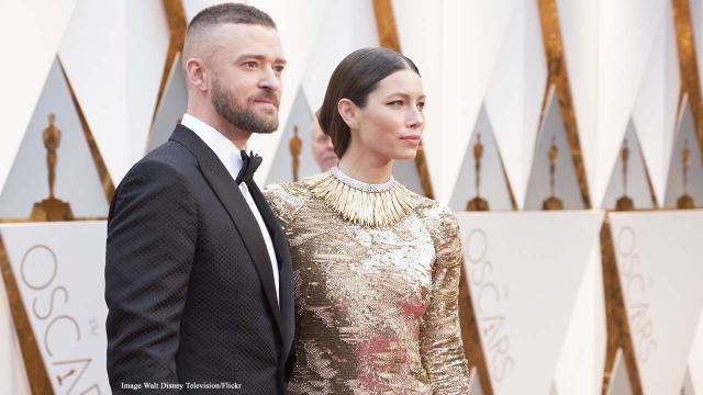 Justin Timberlake and Jessica Biel having marriage problems