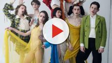 Art school', marca queer, desfila en Londres en la semana de la moda