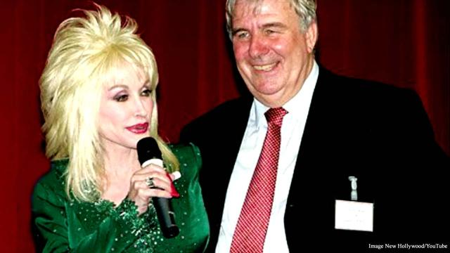 Carl Dean: Dolly Parton's husband spotted in public for first time in 40 years