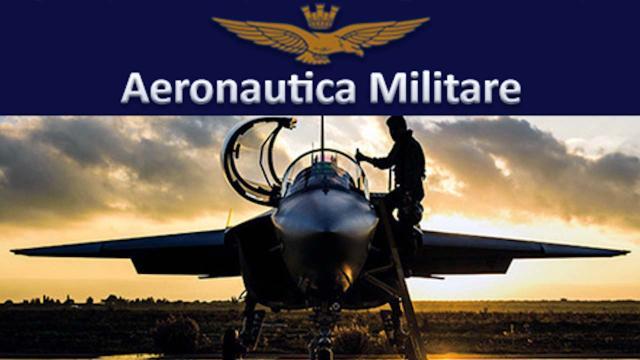 Aeronautica Militare, concorso pubblico per 40 ufficiali: scadenza 7 gennaio