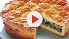 Ricetta, torta Demetra con pasta choux : ingredienti per 4 persone