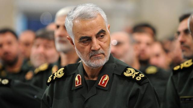 Iran vows to revenge the killing of Qasem Soleimani