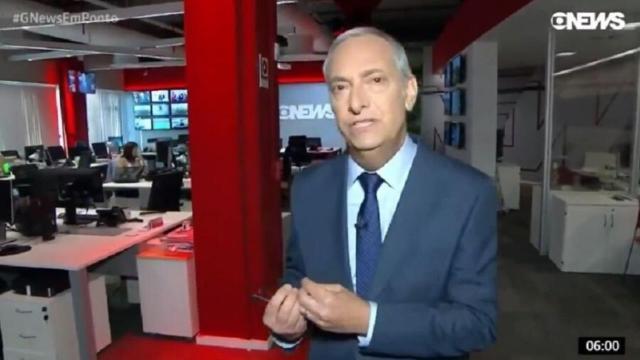 Jornalista da Globo News retorna para programa após câncer e agradece carinho dos fãs