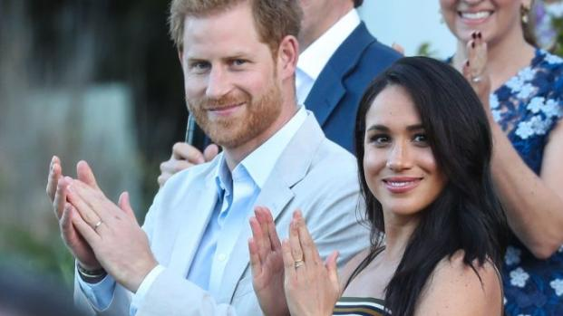 Meghan Markle and Prince Harry encourage fans to donate to Australian wildfire relief