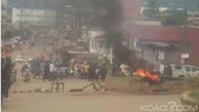 Cameroun : Une explosion tue 9 personnes et en blesse plus d'une vingtaine