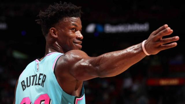 Jimmy Butler's back injury keeps him sidelined for a few more games