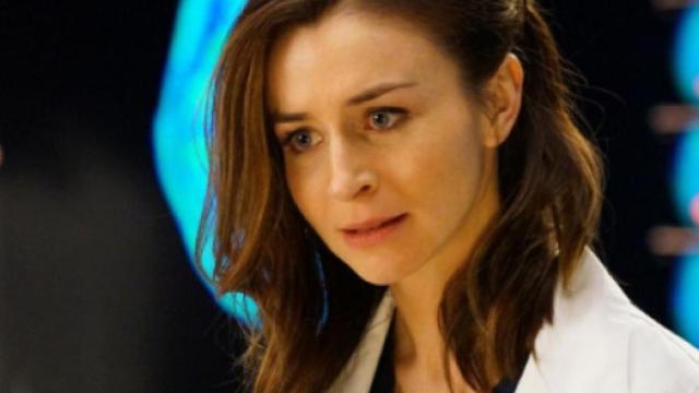 Grey's Anatomy 16x10, spoiler: Amelia parla della sua gravidanza con Link