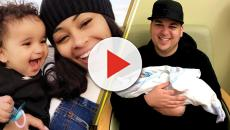 Rob Kardashian fears for his daughter's safety when she is with Blac Chyna