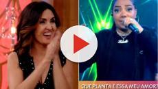 Deputado aciona polícia contra Fátima Bernardes após show de Ludmilla