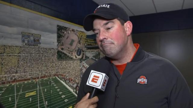 The Buckeyes' head coach Ryan Day still hurt over 2019 Fiesta Bowl loss