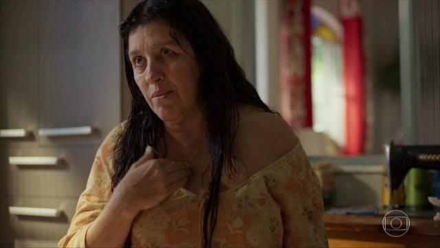 Lurdes fará descoberta em 'Amor de Mãe'