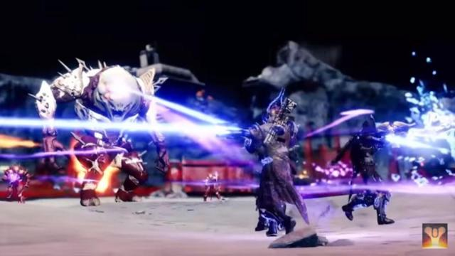 'D2' : Player discovers a new glitch that can do one million melee damage
