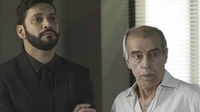 'Bom Sucesso': Após ser preso, Pessanha planeja entregar Diogo para as autoridades