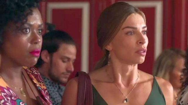 'Bom Sucesso': Paloma reencontra 'amante' de Marcos e fica furiosa