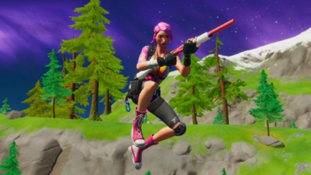 New 'Fortnite' glitch allows players to phase through an enemy's structure