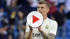 Real Madrid vence a Valencia con gol olímpico de Kroos