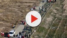 Avião que caiu no Irã transportava passageiros de sete países diferentes simultaneamente