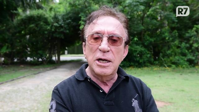 Após ser demitido do SBT, Moacyr Franco grava para a Globo