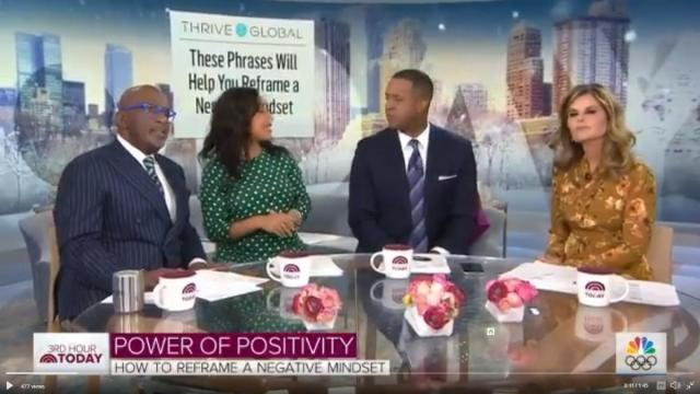 '3rd Hour of Today' co-hosts talk about what keeps the day in perspective