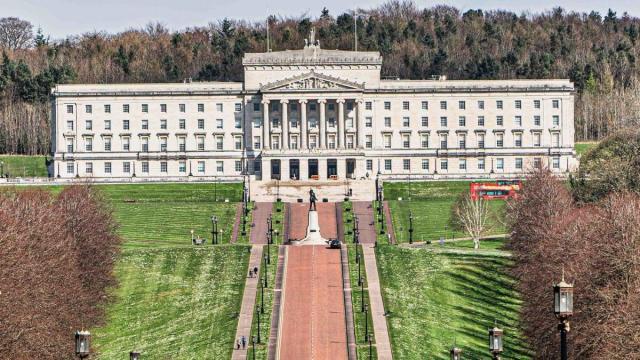 The U.K, Republic of Ireland governments push for Northern Ireland's legislature to resume