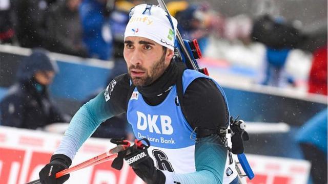 Sprint d'Oberhof : Le top 5, Martin Fourcade l'emporte devant Emilien Jacquelin