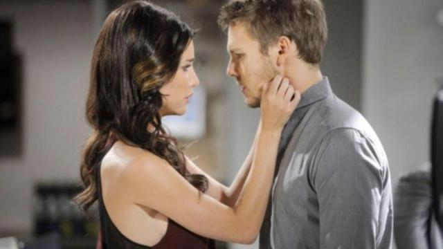 Beautiful, anticipazioni puntate americane: Steffy bacia Liam, Hope in lacrime