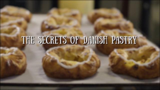 A look at a couple of simple danish pastries recipes