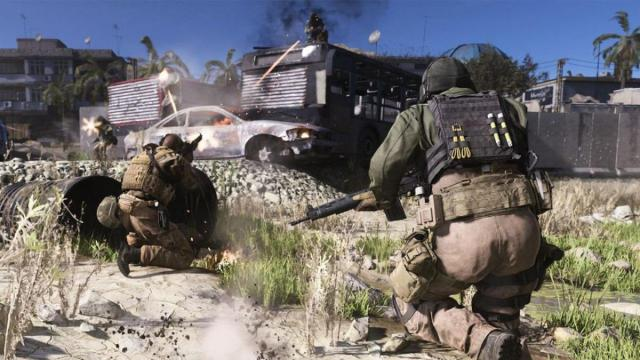 Infinity Ward reveals content will be added to 'Call of Duty: Modern Warfare' soon