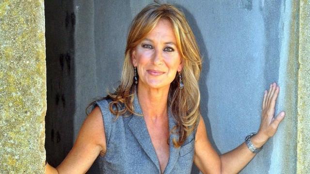 Patricia Gaztañaga desarrolla su carrera profesional alejada de las cámaras de televisión