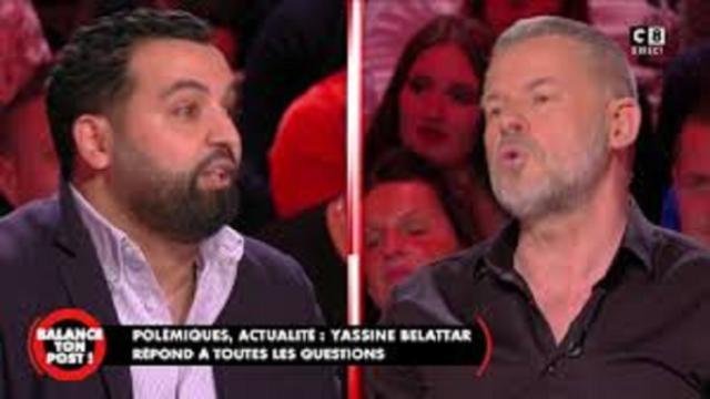 Eric Naulleau et Yassine Belattar se clashent sur les réseaux