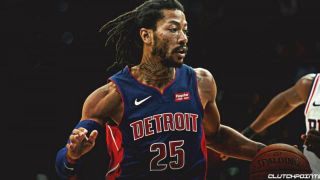 A look at five some potential trade scenarios for Derrick Rose