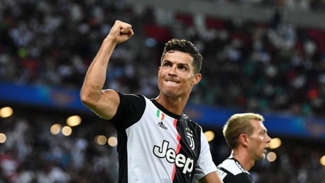 Cristiano Ronaldo commenta la vittoria contro la Roma: 'Ottimo lavoro di squadra'