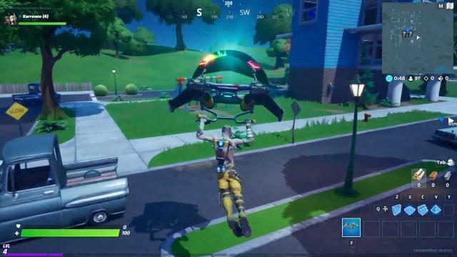 'Fortnite Battle Royale:' Pleasant Park is slowly being destroyed