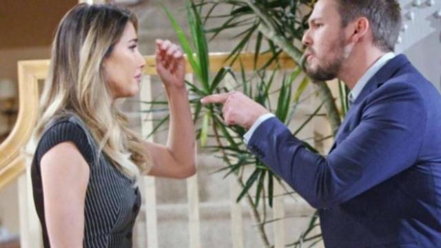 Beautiful, spoiler USA: Hope vede Liam baciare Steffy