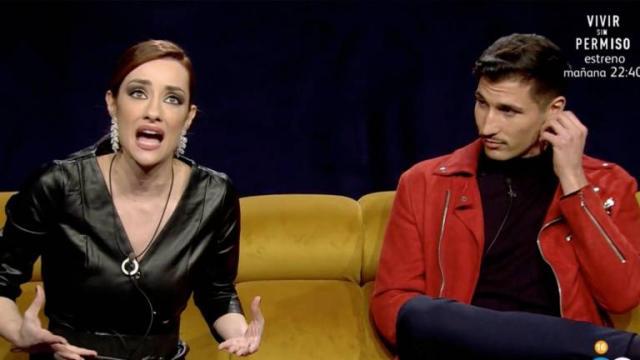 Tenso encuentro en 'El tiempo de descuento' entre Gianmarco y Adara: 'me has decepcionado'