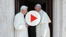 Opinioni teologiche discordanti tra Benedetto XVI e Bergoglio