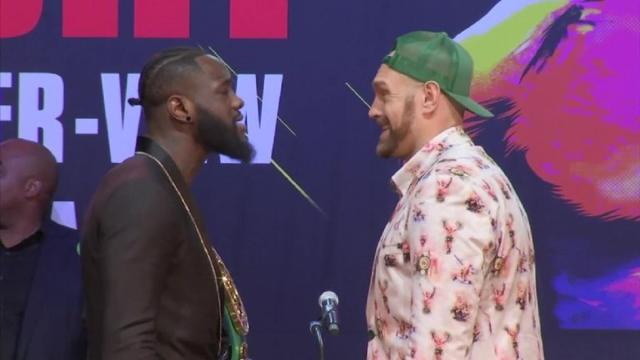Tyson Fury avverte Wilder: 'Ti mando a dormire in due round'
